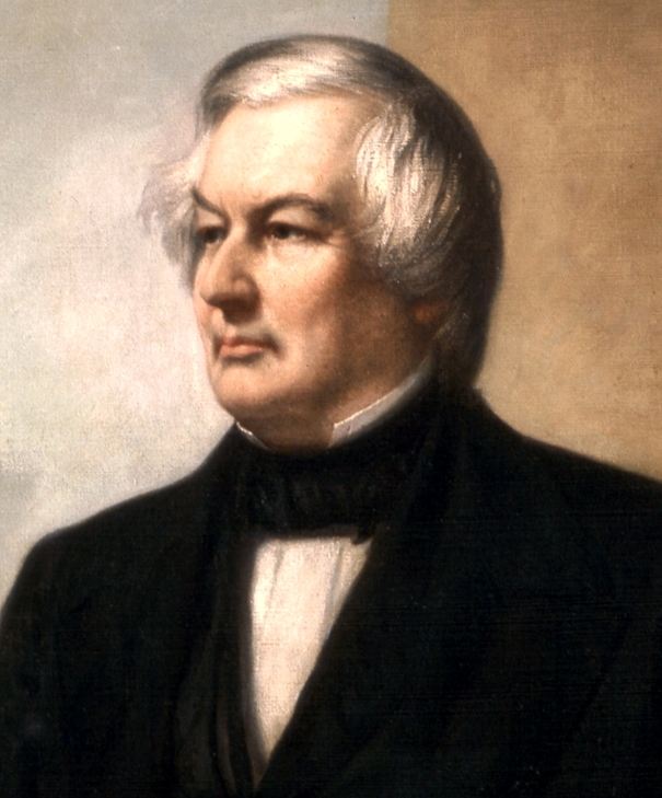 13th  US president, Millard Fillmore