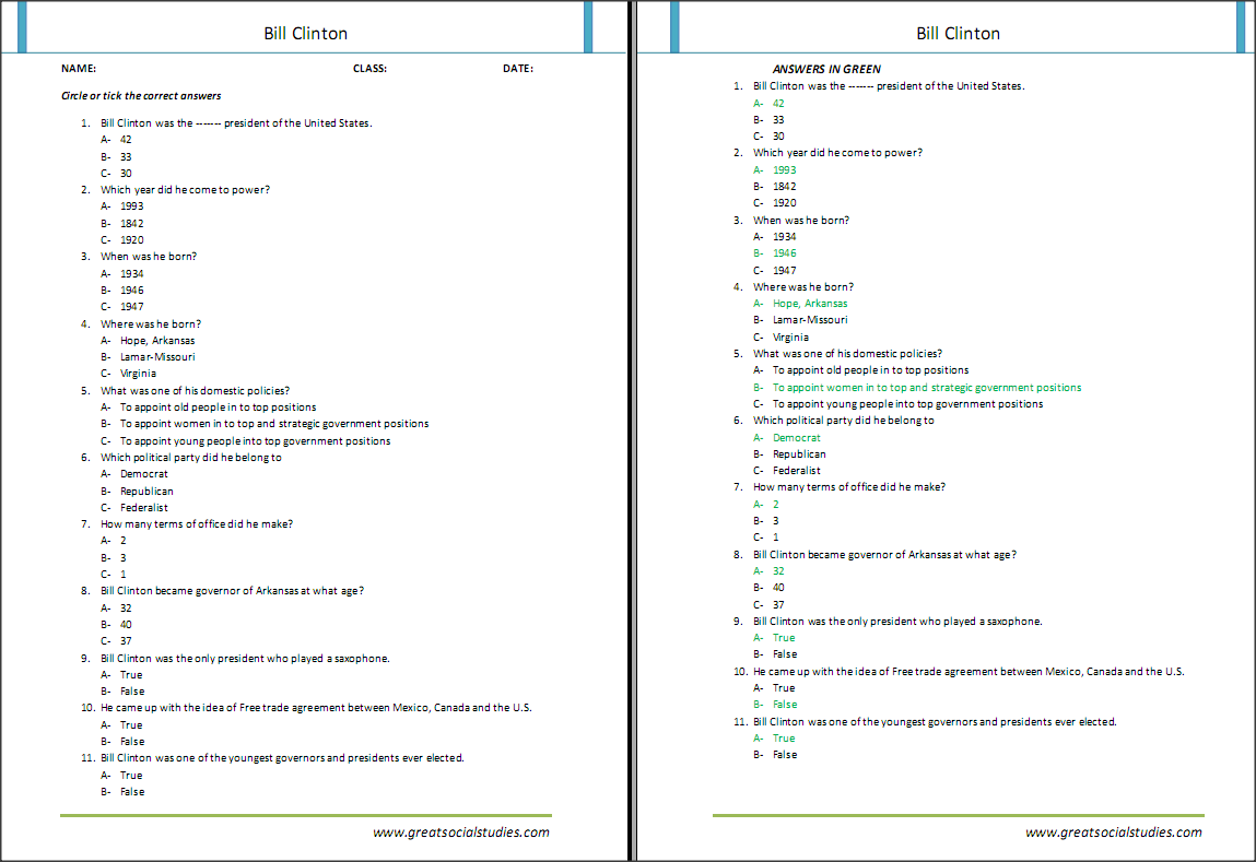 Bill clinton china study pdf