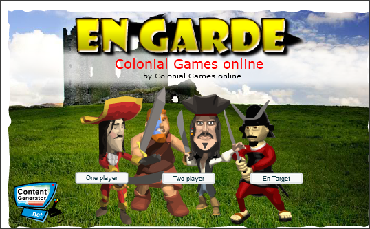 Colonial America games online